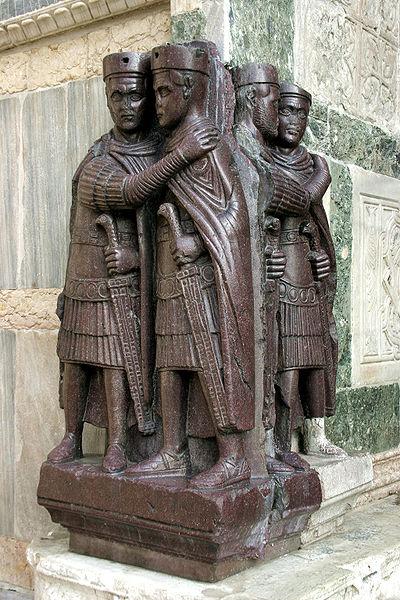 Como surgiu o Império Bizantino? Parte I (transformações e reformas do quarto século)   (2/2)