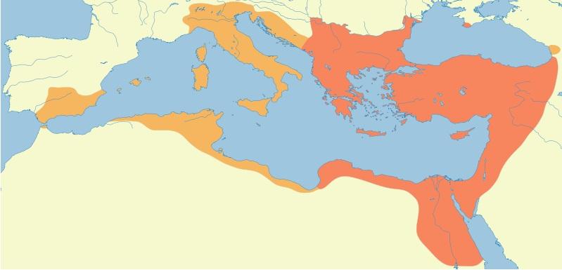Um ensaio sobre o legado do imperador Justiniano (527-565) (5/6)
