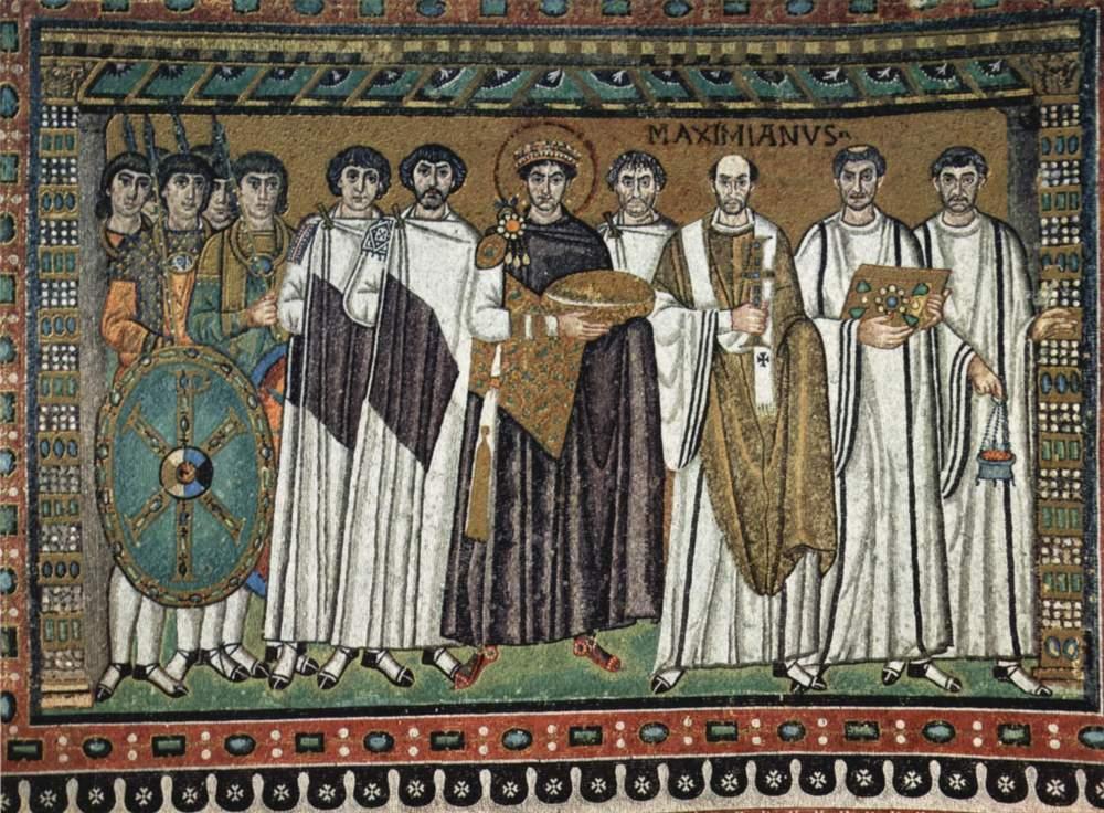 Um ensaio sobre o legado do imperador Justiniano (527-565) (4/6)