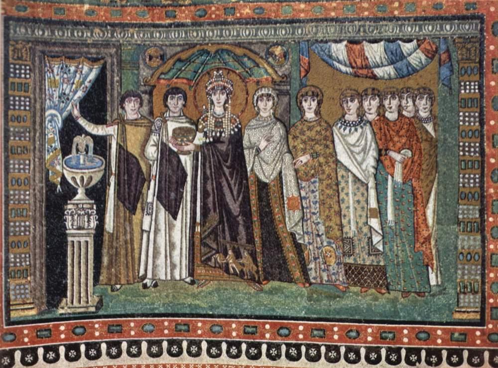 Um ensaio sobre o legado do imperador Justiniano (527-565) (3/6)