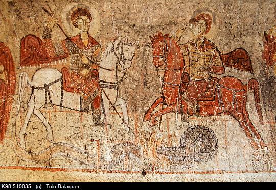 Santos guerreiros bizantinos: mártires, guerreiros e orixás (5/6)