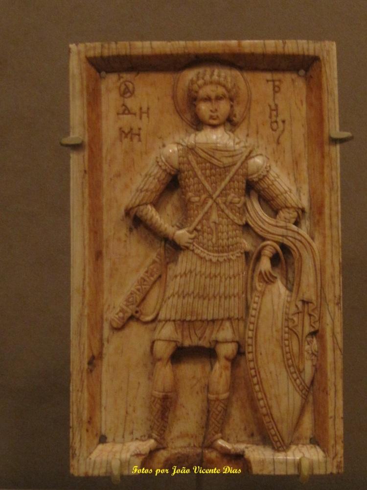 Santos guerreiros bizantinos: mártires, guerreiros e orixás (4/6)