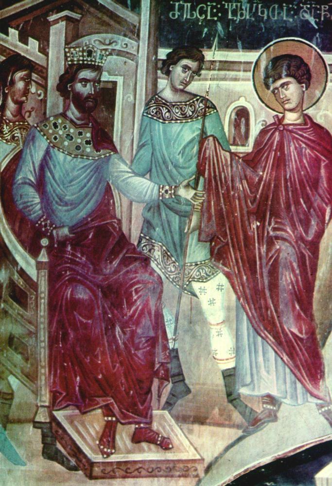Santos guerreiros bizantinos: mártires, guerreiros e orixás (2/6)