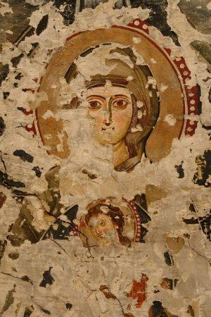 Epifania no Monastério de Deir al-Surian (Fonte: página oficial do projeto no facebook)