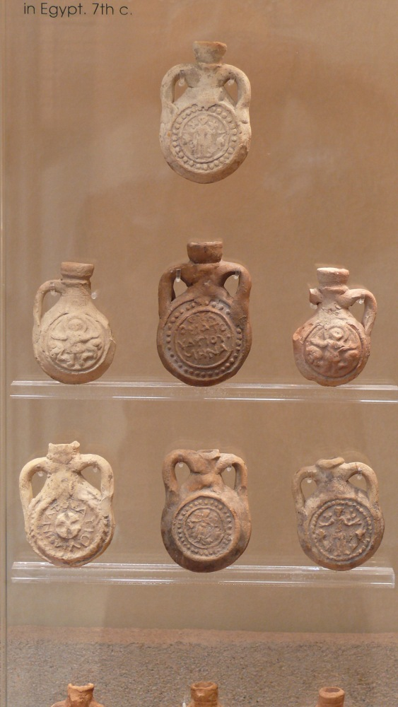 A coleção do Museu Cristão e Bizantino de Atenas (2/6)