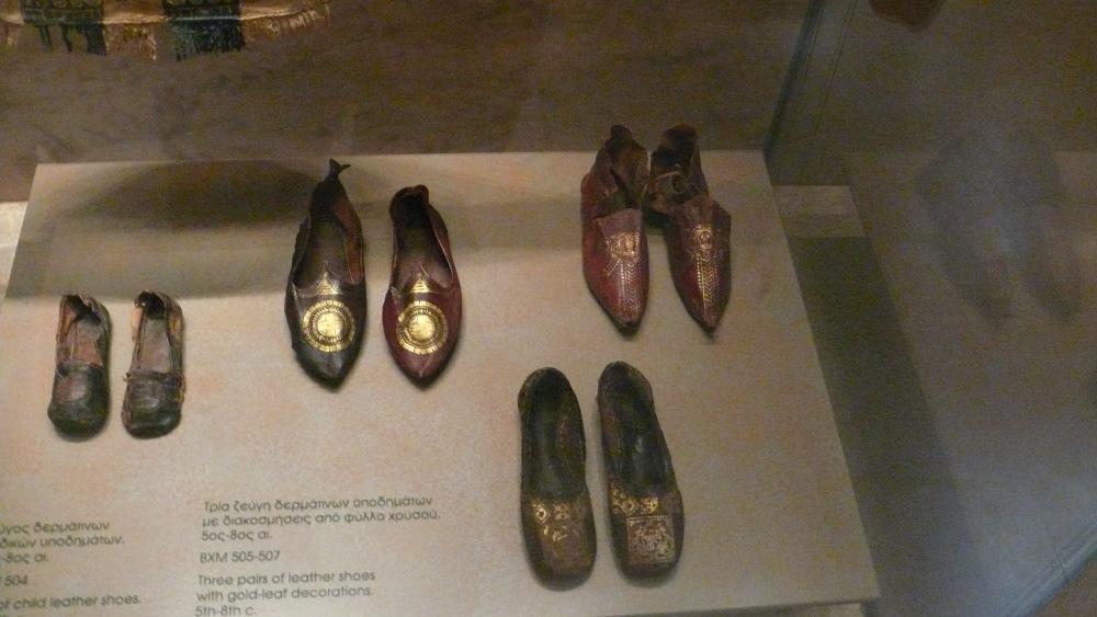 A coleção do Museu Cristão e Bizantino de Atenas (5/6)