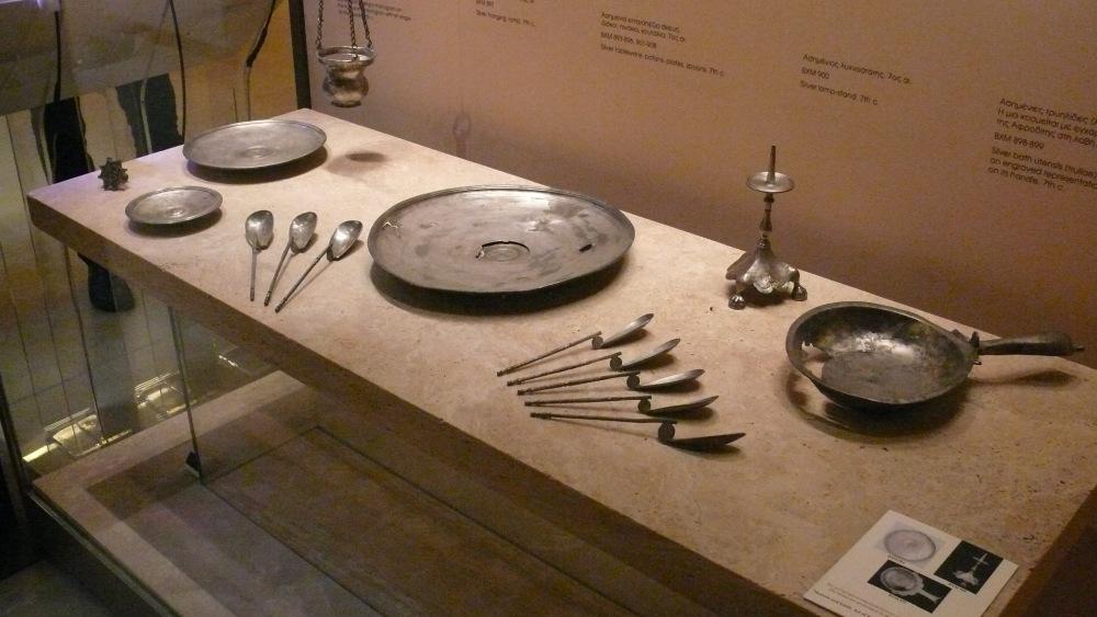 A coleção do Museu Cristão e Bizantino de Atenas (6/6)